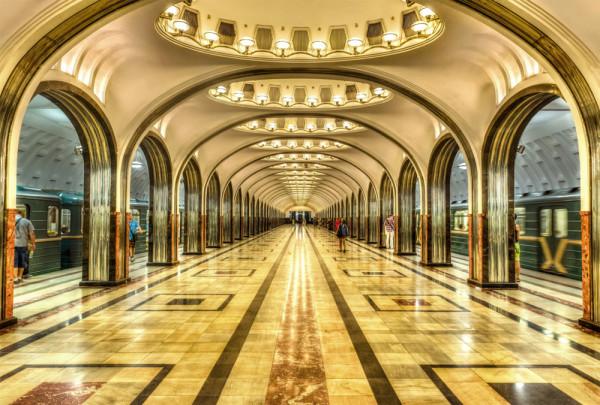 В выходные несколько станций московской подземки закроют на ремонт