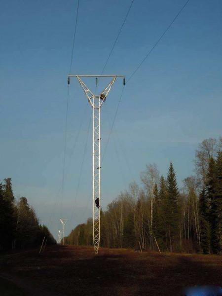 Гроза оставила 7 тысяч жителей Канады без света