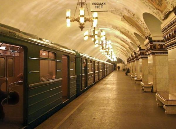 21 мая в Москве будет закрыт участок метро на Калужско-Рижской линии