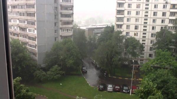 Синоптики: Ветер в Москве усилится до шквального