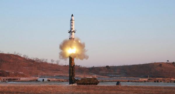 КНДР запустила еще одну ракету