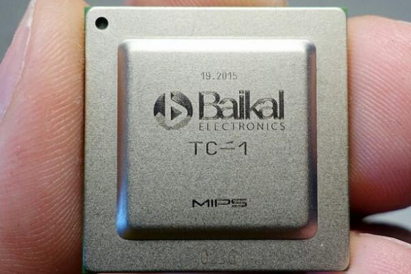 ГИБДД получит системы на российском процессоре «Байкал»