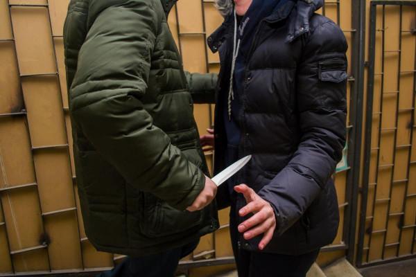 В Подмосковье пытались зарезать иммигранта