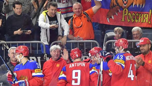 Сборная РФ по хоккею завоевала бронзу ЧМ