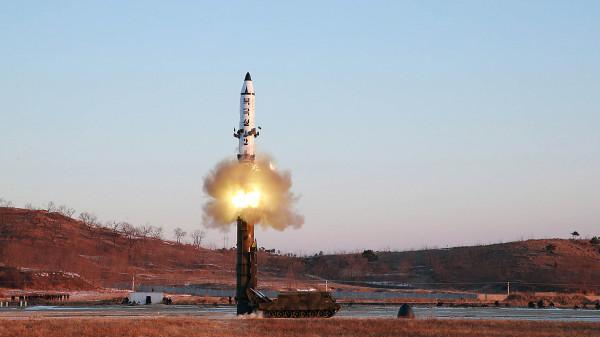 КНДР вооружит армию новой баллистической ракетой
