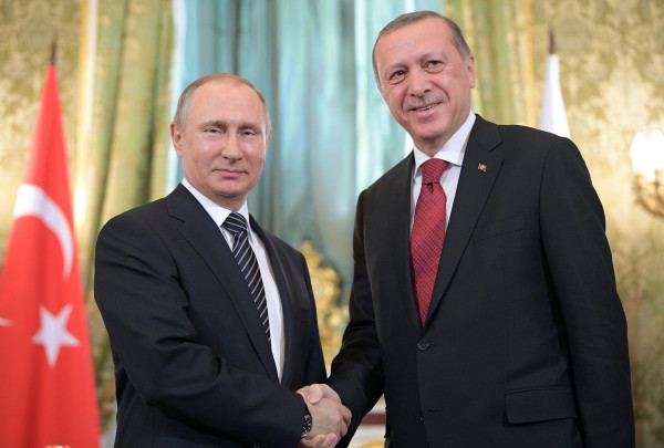 Россия и Турция договорились об отмене всех ограничений в торговле