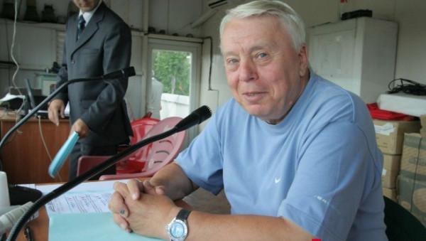 Ушел из жизни известный спортивный комментатор Владимир Перетурин