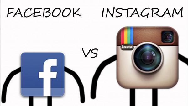 Facebook интегрирует Instagram и Messenger