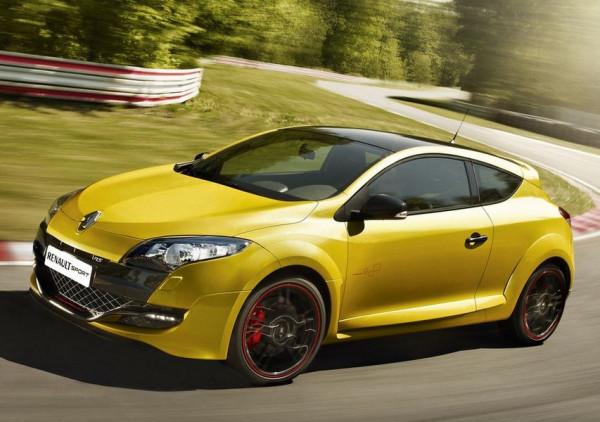 Обновленный хэтчбек Renault Megane RS получит 300-сильный мотор