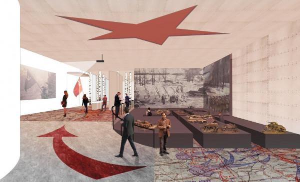В Подмосковье разрабатывается концепция музея Зои Космодемьянской