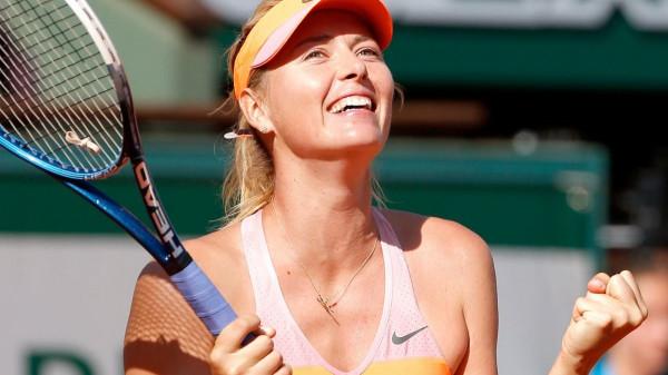 Мария Шарапова поднялась на 38 позиций рейтинга WTA