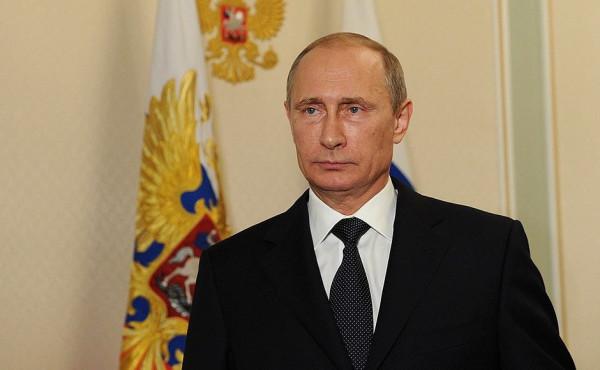 Владимир Путин выразил соболезнования в связи с терактом в Манчестере