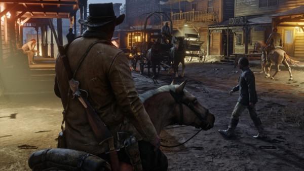 Создатели Red Dead Redemption 2 перенесли дату выхода и предоставили скриншоты