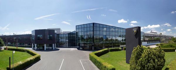 Завод Lamborghini в Италии продолжает расширяться