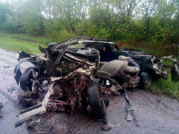Под Челябинском в ДТП водителю «Лады» оторвало голову