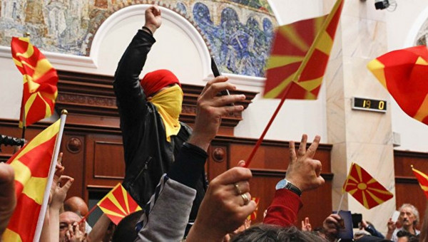 24 мая в Кремле встретятся президенты России и Македонии