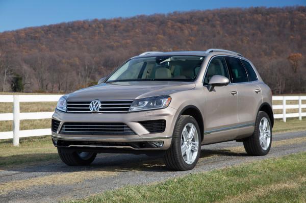 Volkswagen прекращает производство модели Touareg в Калуге