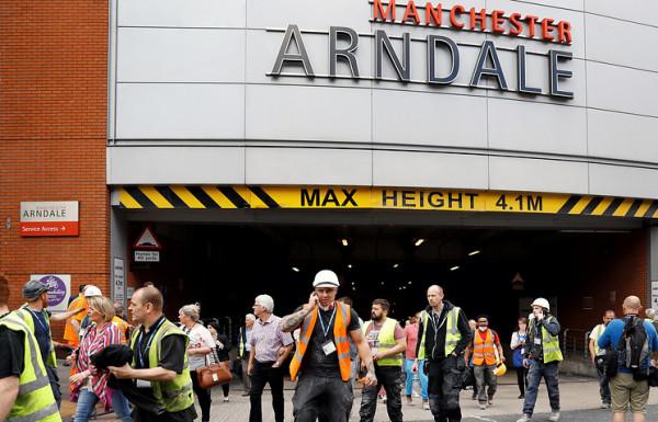 ТЦ «Arndale» в Манчестере открыт после эвакуации