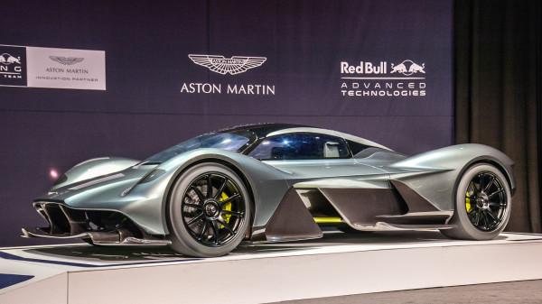 Aston Martin проверит клиентов на 3D-сканере