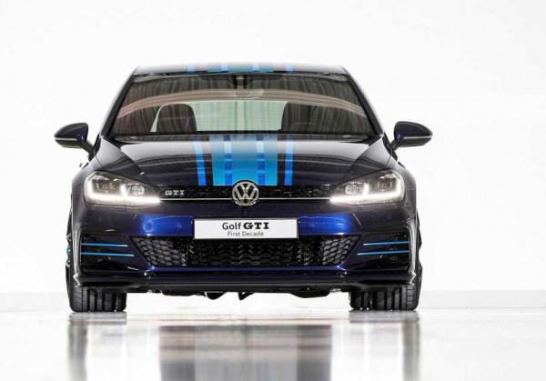 Представлен гибридный 410-сильный Volkswagen Golf GTI