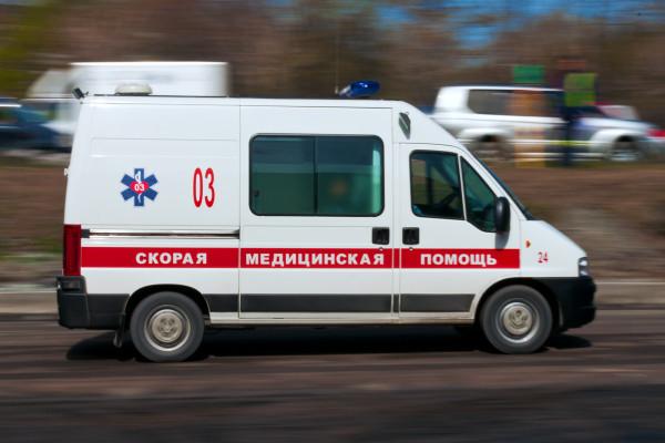 В Перми на толпу детей упала металлическая конструкция