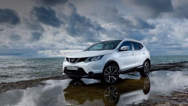Российские продажи Nissan в апреле выросли на 11%