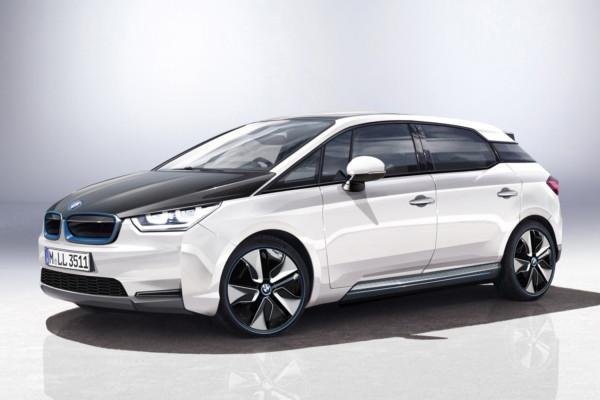 Компания BMW отменила разработку электрокроссовера i5