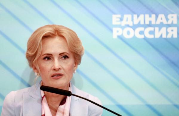 Ирина Яровая срочно госпитализирована