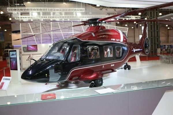 Новейший вертолет Ка-62 совершил первый полет