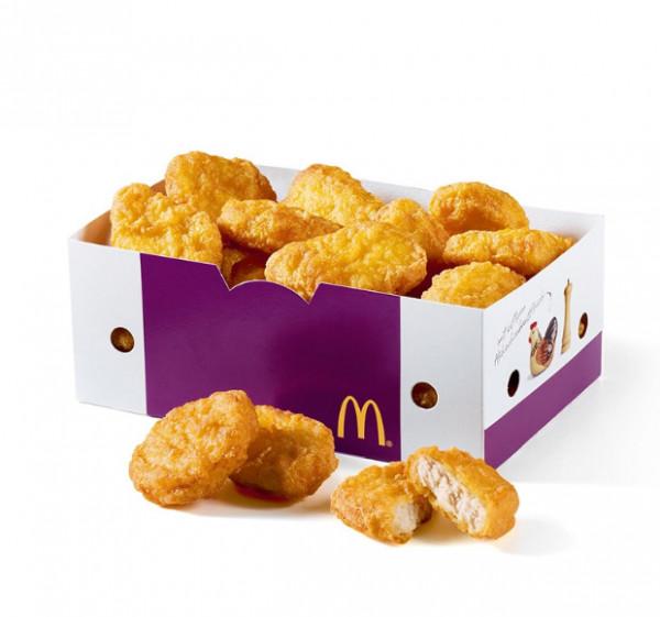 Куриные наггетсы для «Макдоналдса» оказались опасными для здоровья