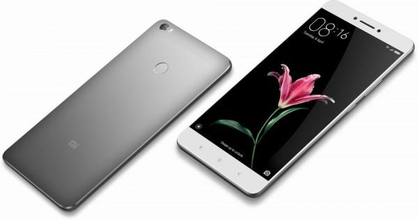 Китайский смартфон Xiaomi Mi Max 2 обзаведется более мощной батареей