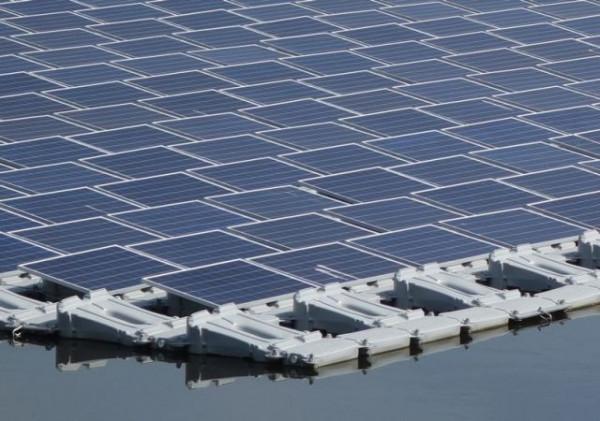 В Китае создали самую большую в мире плавающую электростанцию мощностью в 40 МВт