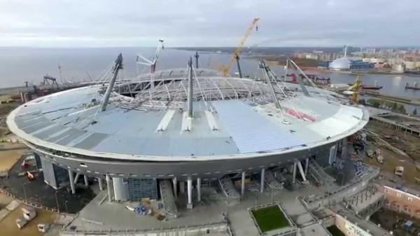 ФИФА опровергло слух о нарушении прав рабочих КНДР при строительстве «Зенит Арены»