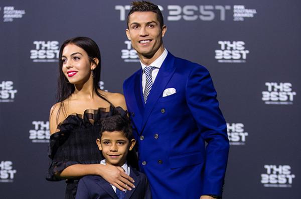 Криштиану Роналду намекнул, что скоро снова станет отцом
