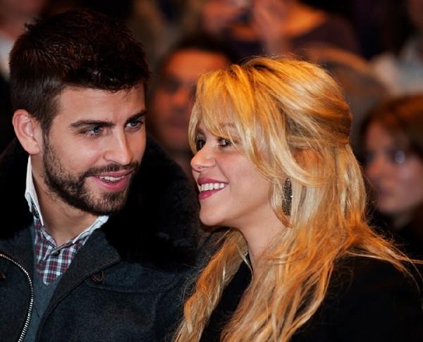 Певица Шакира выходит замуж за футболиста