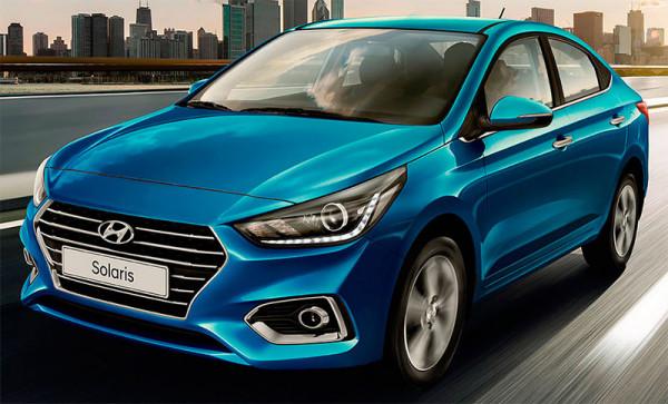 В России каждый третий Hyundai продается по льготному автокредиту
