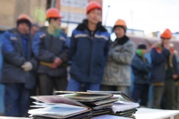 Трудовые мигранты из Киргизии перечислили на родину с начала года $433 млн
