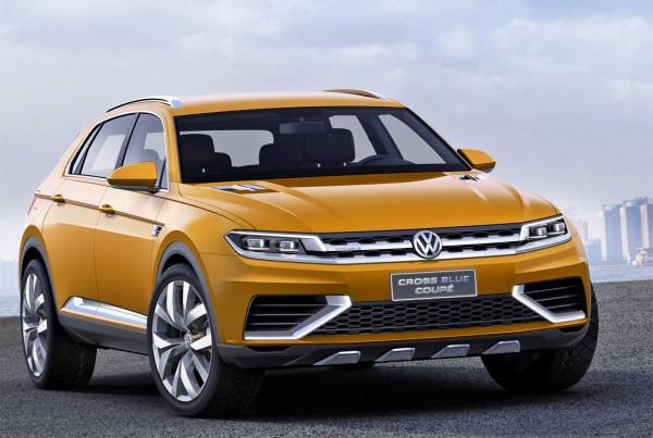 Стартовало серийное производство клона Volkswagen Touareg