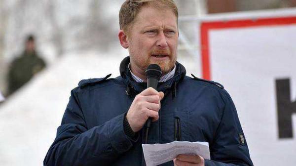 В Казани обыскивают офис координатора «Открытой России»