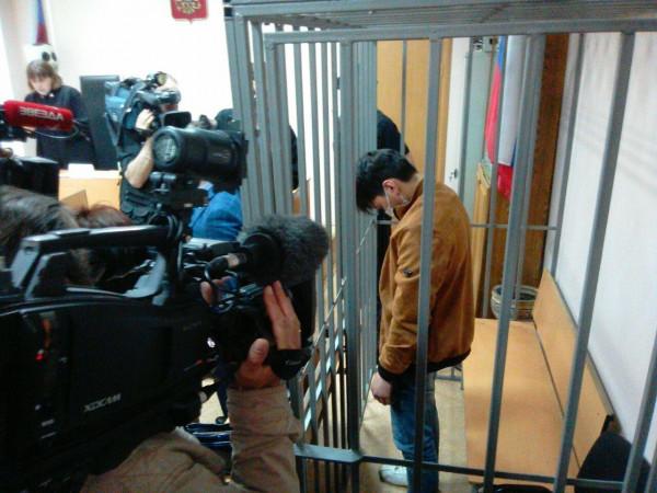 Суд арестовал первого подозреваемого в подготовке терактов в Москве