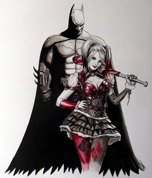 В сети появился новый трейлер мультфильма «Бэтмен и Харли Квинн»