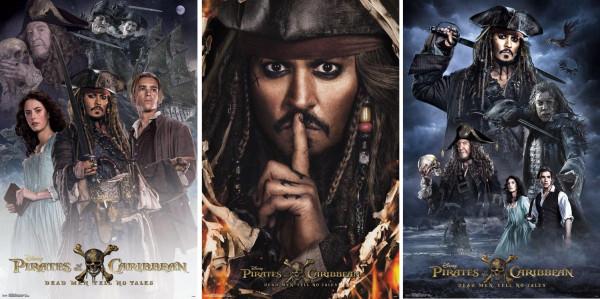 """В Disney отрицают кражу фильма """"Пираты Карибского моря 5"""""""