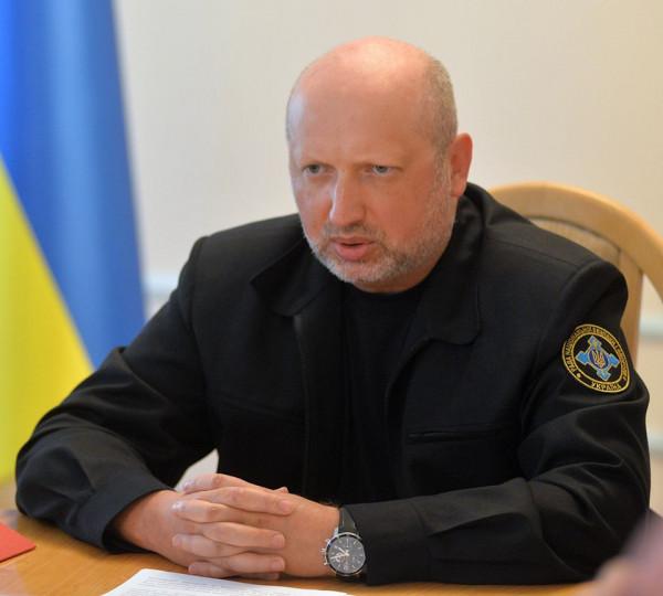Турчинов заявил о «точном попадании в цель украинских ракет»
