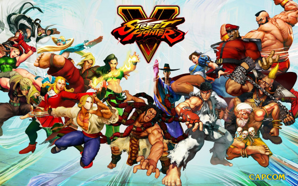 Очередное обновление для Street Fighter 5 выйдет 30 мая