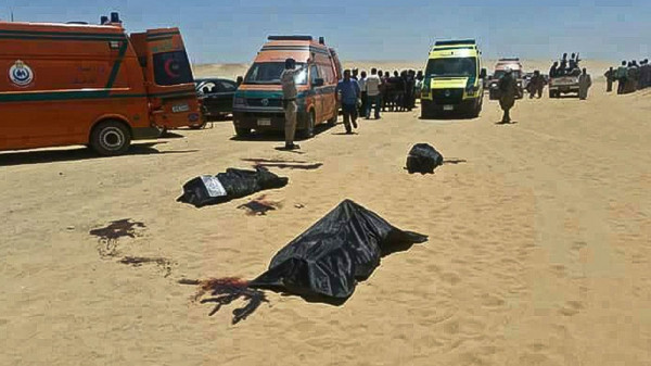 Семьи погибших при нападении на автобус получат компенсацию от властей Египта
