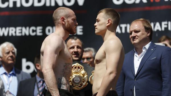 За титул WBA сразятся Чудинов и Гроувз