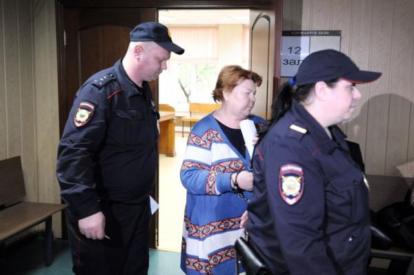 Экс-бухгалтер студии Серебренникова оказалась под арестом