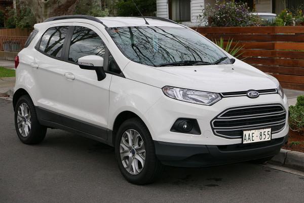 В Петербурге стартовало производство Ford EcoSport