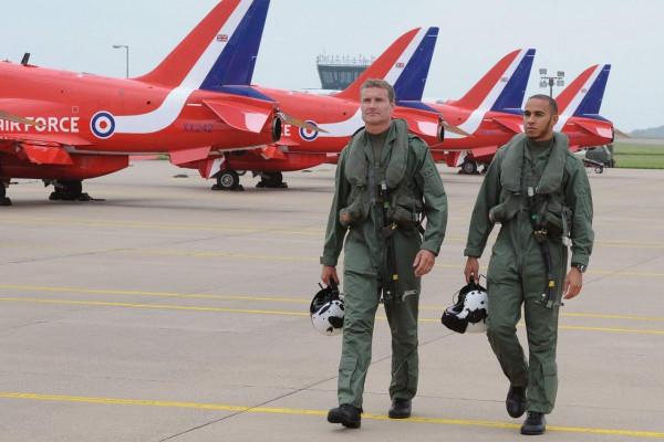 Британские истребители вылетели по тревоге из-за российских самолётов