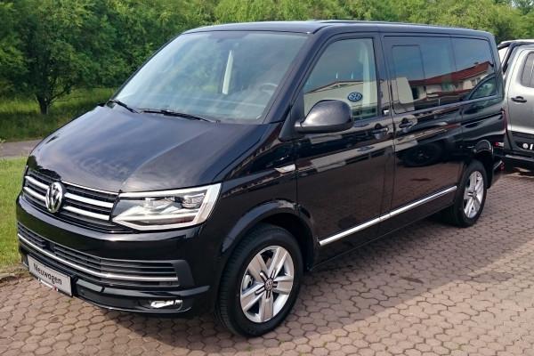 Калужский завод Volkswagen прекратил сборку Caravelle и Multivan